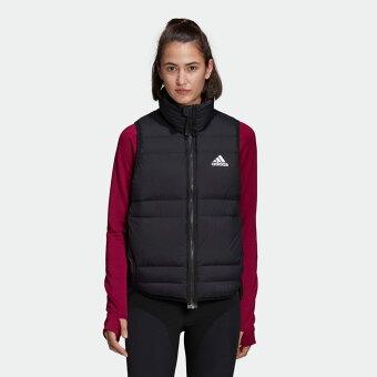 【公式】アディダス adidas アウトドア COLD. RDY ダウンベスト / COLD. RDY Down Vest レディース ウェア アウター ダウン 黒 ブラック FT2453 ダウンジャケット