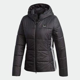 【公式】アディダス adidas スリムジャケット オリジナルス レディース ウェア アウター ジャケット 黒 ブラック GD2507