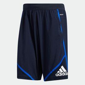 【公式】アディダス adidas ジム・トレーニング PRIMEBLUE ショーツ / Primeblue Shorts メンズ ウェア ボトムス ハーフパンツ 青 ブルー GG7019 p0122