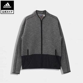 【公式】アディダス adidas 返品可 ゴルフ COLD.RDY ファブリックミックス長袖ジャケット / Fabric Mix Jacket メンズ ウェア・服 アウター ジャケット 黒 ブラック GM4942 notp