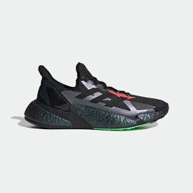 【公式】アディダス adidas ランニング X9000L4 メンズ シューズ スポーツシューズ 黒 ブラック FW4910 ランニングシューズ スパイクレス p0122