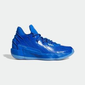 【公式】アディダス adidas バスケットボール デイム 7 / Dame 7 レディース メンズ シューズ スポーツシューズ 青 ブルー FY2807 バッシュ スパイクレス p0122