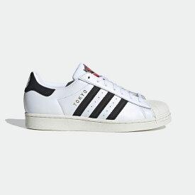 【公式】アディダス adidas スーパースター / Superstar オリジナルス メンズ シューズ スニーカー 白 ホワイト FY6733 ローカット