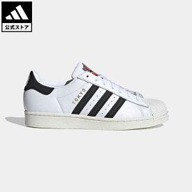 【公式】アディダス adidas 返品可 スーパースター / Superstar オリジナルス レディース メンズ シューズ スニーカー 白 ホワイト FY6733 ローカット