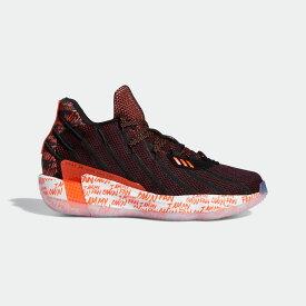 【公式】アディダス adidas バスケットボール デイム 7 / Dame 7 レディース メンズ シューズ スポーツシューズ 黒 ブラック G55199 バッシュ スパイクレス