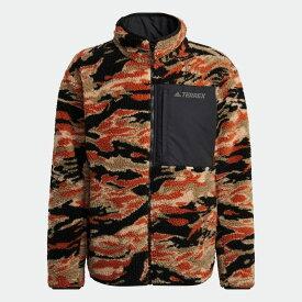 【公式】アディダス adidas アウトドア テレックス エクスプロア シェルパフリース / Terrex Explore Sherpa Fleece アディダス テレックス メンズ ウェア アウター ジャケット 黒 ブラック GE9897 p0122