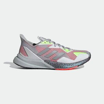 【公式】アディダス adidas ランニング X9000L3 レディース シューズ スポーツシューズ グレー EG5164 ランニングシューズ スパイクレス