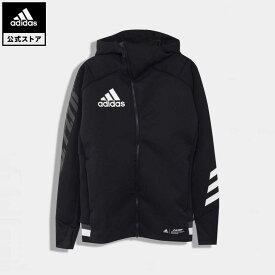 【公式】アディダス adidas 野球 5T WSTP ニットジャケット / Five Tool WSTP Knit Jacket メンズ ウェア アウター ジャケット 黒 ブラック FS3756 p0409
