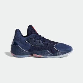 【公式】アディダス adidas バスケットボール ハーデン Vol. 4 / Harden Vol. 4 メンズ シューズ スポーツシューズ 青 ブルー FY0870 スパイクレス バッシュ p0122