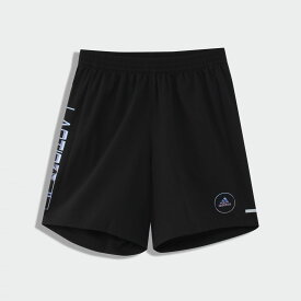 【公式】アディダス adidas ランニング ラン イット クラブ ショーツ / Run It Club Shorts メンズ ウェア ボトムス ハーフパンツ 黒 ブラック GN4153 ランニングウェア