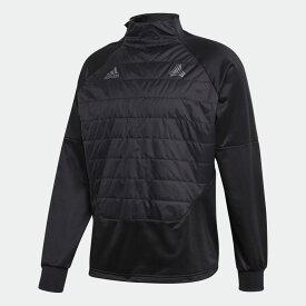 【公式】アディダス adidas サッカー TANGO ピステ ウォームトップ / TANGO Piste Warm Top メンズ ウェア トップス スウェット 黒 ブラック FS5069 p0122