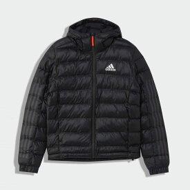 【公式】アディダス adidas アウトドア 3ストライプス SDP バッジ オブ スポーツ ジャケット / 3-Stripes SDP Badge of Sport Jacket メンズ ウェア アウター ジャケット 黒 ブラック FI2760