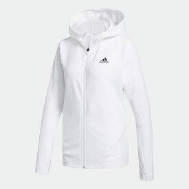 【公式】アディダス adidas ジム・トレーニング AEROREADY トレーニングジャケット / AEROREADY Training Jacket レディース ウェア アウター ジャケット 白 ホワイト GC7660 p0122