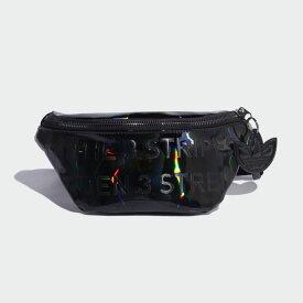 【公式】アディダス adidas ウエストバッグ オリジナルス レディース メンズ アクセサリー バッグ ウエストバッグ 黒 ブラック GD1661 ウエストポーチ ボディバッグ p0122
