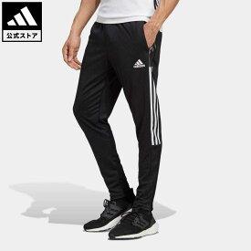 【公式】アディダス adidas サッカー ティロ 21 トラックパンツ(ジャージ) / Tiro 21 Track Pants メンズ ウェア ボトムス パンツ 黒 ブラック GH7305