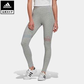 【公式】アディダス adidas アディカラー トリコロールタイツ オリジナルス レディース ウェア ボトムス タイツ GN2958 start_something_new レギンス