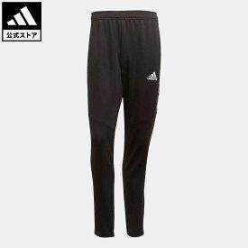 【公式】アディダス adidas 返品可 サッカー Condivo 21 PRIMEBLUE トラックパンツ / Condivo 21 Primeblue Track Pants メンズ ウェア ボトムス パンツ 黒 ブラック GN5436
