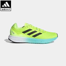 【公式】アディダス adidas 返品可 ランニング SL20 メンズ シューズ・靴 スポーツシューズ イエロー FW9297 トレーニングシューズ ランニングシューズ