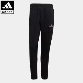 【公式】アディダス adidas 返品可 サッカー Condivo 21 PRIMEBLUE プレゼンテーションパンツ / Condivo 21 Primeblue Presentation Pants メンズ ウェア ボトムス パンツ 黒 ブラック GE5420