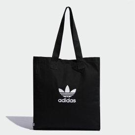 【公式】アディダス adidas アディカラー ショッパーバッグ オリジナルス レディース メンズ アクセサリー バッグ ショッピングバッグ 黒 ブラック GN5484 トートバッグ