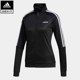 【公式】アディダス adidas サッカー セレーノ 19 トラックトップ / Sereno 19 Track Top レディース ウェア トップス ジャージ 黒 ブラック FL0170