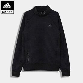 【公式】アディダス adidas 返品可 COLD. RDY スウェットシャツ / COLD. RDY Sweatshirt メンズ ウェア・服 トップス スウェット(トレーナー) 黒 ブラック FS7194