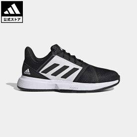 【公式】アディダス adidas 返品可 テニス コートジャム バウンス マルチコート テニス / CourtJam Bounce MC Tennis メンズ シューズ・靴 スポーツシューズ 黒 ブラック FX1497 テニスシューズ
