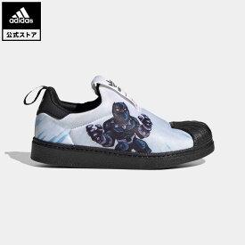 【公式】アディダス adidas 返品可 SS 360 オリジナルス キッズ シューズ・靴 スニーカー スリッポン 白 ホワイト FX4878 ローカット