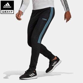 【公式】アディダス adidas サッカー セレーノ19 トレーニングパンツ / Sereno 19 Training Pants メンズ ウェア ボトムス パンツ 黒 ブラック GL0071