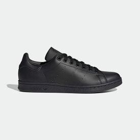 【公式】アディダス adidas スタンスミス / Stan Smith オリジナルス レディース メンズ シューズ スニーカー 黒 ブラック FX5499 ローカット p0122