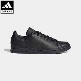 【公式】アディダス adidas スタンスミス / Stan Smith オリジナルス レディース メンズ シューズ スニーカー 黒 ブラック FX5499 ローカット p0409