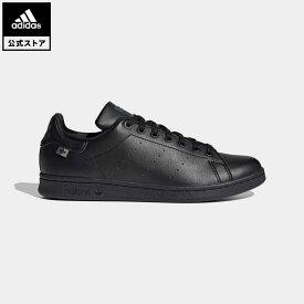 【公式】アディダス adidas スタンスミス / Stan Smith オリジナルス レディース メンズ シューズ スニーカー 黒 ブラック FX5524 ローカット p0409
