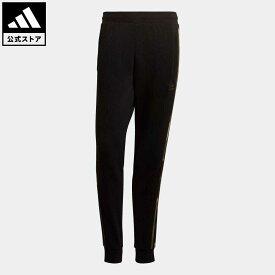 【公式】アディダス adidas 返品可 カモ ストライプス スウェットパンツ オリジナルス メンズ ウェア・服 ボトムス スウェット(トレーナー) パンツ 黒 ブラック GN1861 スウェット