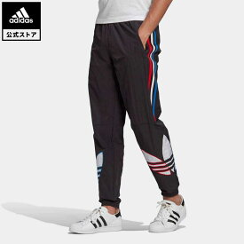 【公式】アディダス adidas 返品可 アディカラー トラックパンツ オリジナルス メンズ ウェア・服 ボトムス ジャージ パンツ 黒 ブラック GN3577 下
