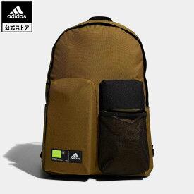 【公式】アディダス adidas 返品可 ジム・トレーニング クラシック 3Dポケット バックパック / Classic 3D Pockets Backpack レディース メンズ アクセサリー バッグ バックパック/リュックサック 緑 グリーン GN9876 リュック coupon対象0429
