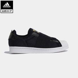【公式】アディダス adidas SS スリッポン / SS Slip-On オリジナルス レディース メンズ シューズ スニーカー スリッポン 黒 ブラック H67370 ローカット p0409