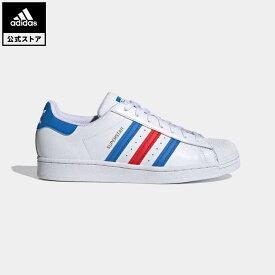 【公式】アディダス adidas スーパースター / Superstar オリジナルス レディース メンズ シューズ スニーカー 白 ホワイト H68095 ローカット p0409
