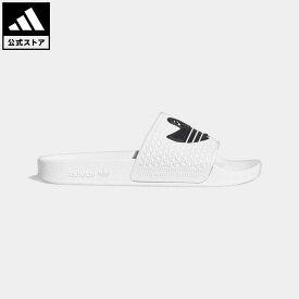 【公式】アディダス adidas 返品可 シュムーフォイル サンダル オリジナルス レディース メンズ シューズ サンダル 白 ホワイト FY6848