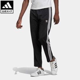 【公式】アディダス adidas アディカラー クラシックス ファイヤーバード PRIMEBLUE トラックパンツ(ジャージ) オリジナルス レディース メンズ ウェア ボトムス ジャージ パンツ 黒 ブラック GN3517 下