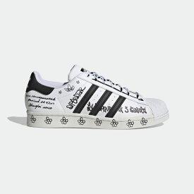 【公式】アディダス adidas スーパースター / Superstar オリジナルス レディース メンズ シューズ スニーカー 白 ホワイト GV9804 ローカット p0122