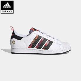 【公式】アディダス adidas スーパースター / Superstar オリジナルス レディース メンズ シューズ スニーカー 白 ホワイト Q47184 ローカット coupon対象0429