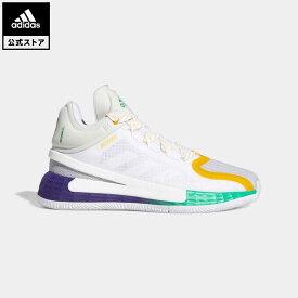 【公式】アディダス adidas 返品可 バスケットボール D ローズ 11 / D ROSE 11 メンズ シューズ・靴 スポーツシューズ 白 ホワイト FX7401 バッシュ