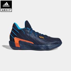 【公式】アディダス adidas 返品可 バスケットボール デイム 7 Lights Out / Dame 7 Lights Out メンズ シューズ・靴 スポーツシューズ 青 ブルー FZ1103 バッシュ