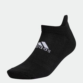 【公式】アディダス adidas ゴルフ PRIMEGREEN ベーシックソックス アンクル 【ゴルフ】/ Ankle Socks メンズ アクセサリー ソックス アンクルソックス 黒 ブラック GJ7234