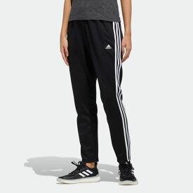 【公式】アディダス adidas W MH 3st ウォームアップ パンツ アスレティクス レディース ウェア ボトムス ジャージ パンツ 黒 ブラック GM8792 下 p0122