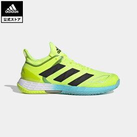 【公式】アディダス adidas テニス アディゼロ ウーバーソニック 4 テニス / Adizero Ubersonic 4 Tennis メンズ シューズ スポーツシューズ イエロー FX1365 テニスシューズ coupon対象0429