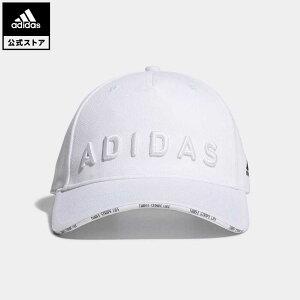 【公式】アディダス adidas ゴルフ ツイルトーナルロゴキャップ 【ゴルフ】 / Twill Cap メンズ アクセサリー 帽子 キャップ 白 ホワイト GL8821