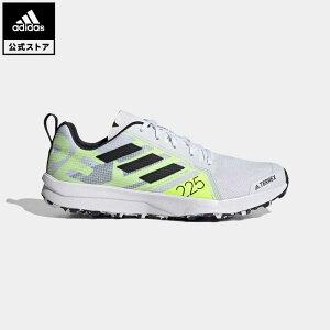 【公式】アディダス adidas アウトドア テレックス スピード フロー トレイルランニング / Terrex Speed Flow Trail Running アディダス テレックス メンズ シューズ スポーツシューズ 白 ホワイト FW2604