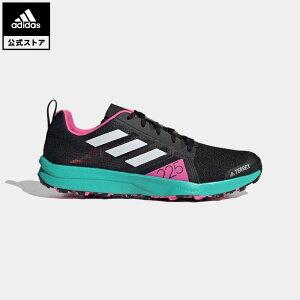 【公式】アディダス adidas アウトドア テレックス スピード フロー トレイルランニング / Terrex Speed Flow Trail Running アディダス テレックス メンズ シューズ スポーツシューズ 黒 ブラック FW2605