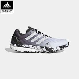 【公式】アディダス adidas 返品可 アウトドア テレックス スピード ウルトラ トレイルランニング / Terrex Speed Ultra Trail Running アディダス テレックス メンズ シューズ・靴 スポーツシューズ 白 ホワイト FW2805